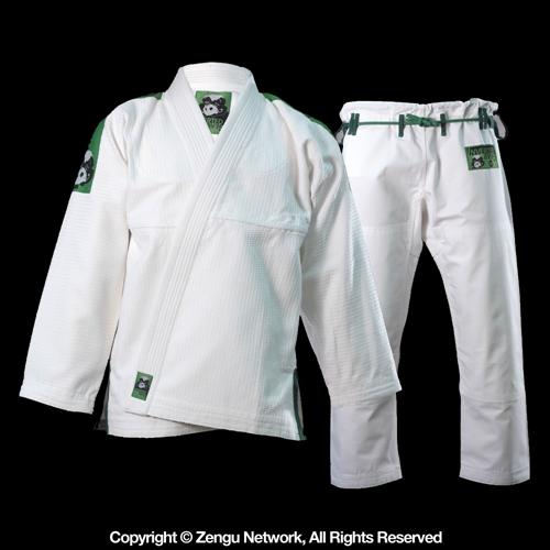 Inverted Gear Inverted Gear Gold Weave Jiu Jitsu Gi